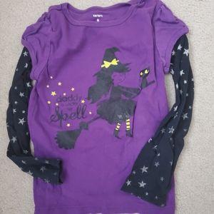 Little girls size 5-6 Halloween bundle